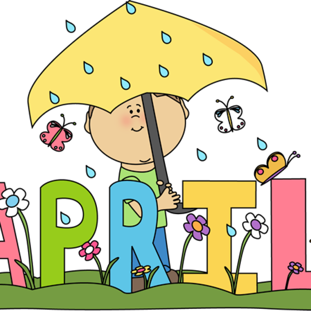April showers clipart clip April clipart teacher FREE for download on rpelm clip