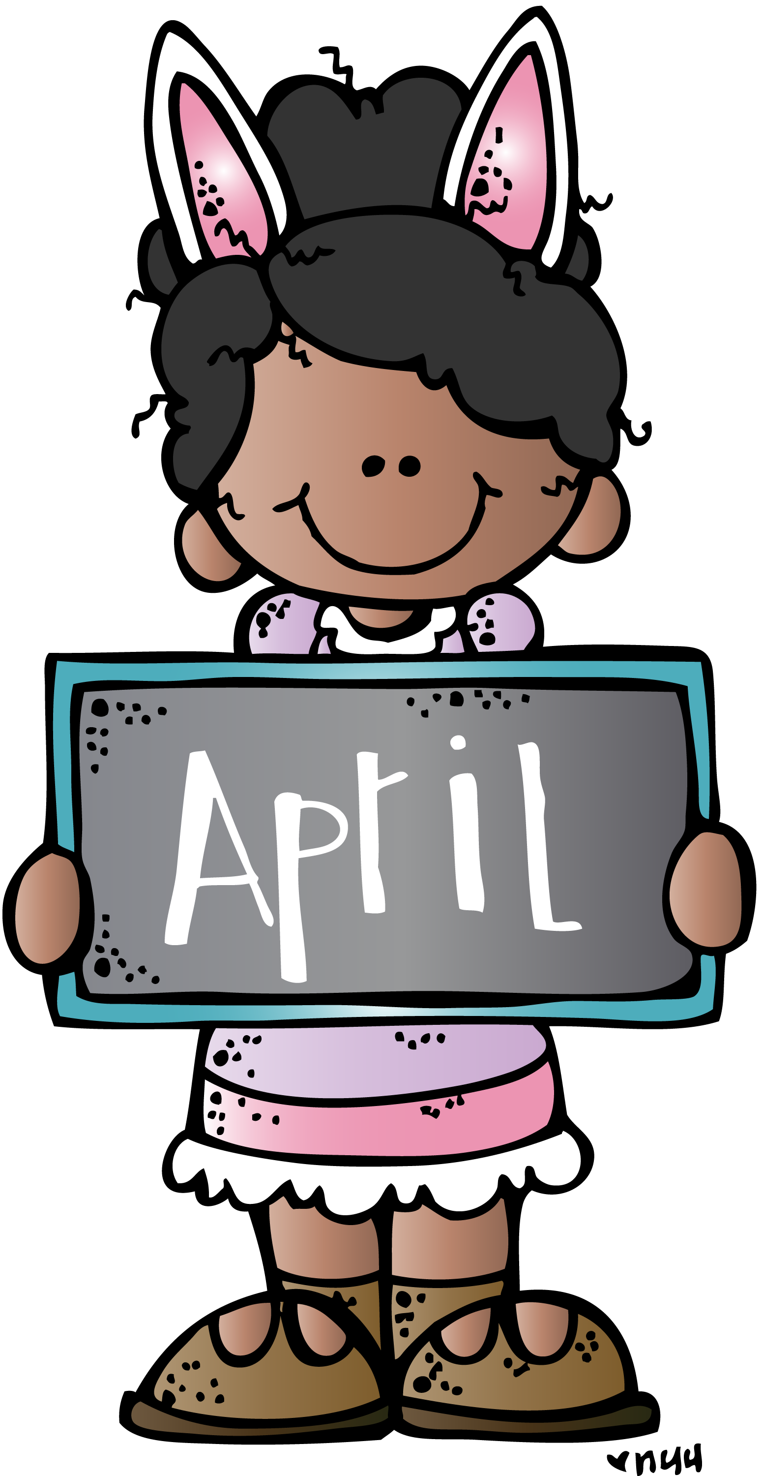 Calendar april clipart svg free library 28+ Collection of April Clipart Melonheadz | High quality, free ... svg free library