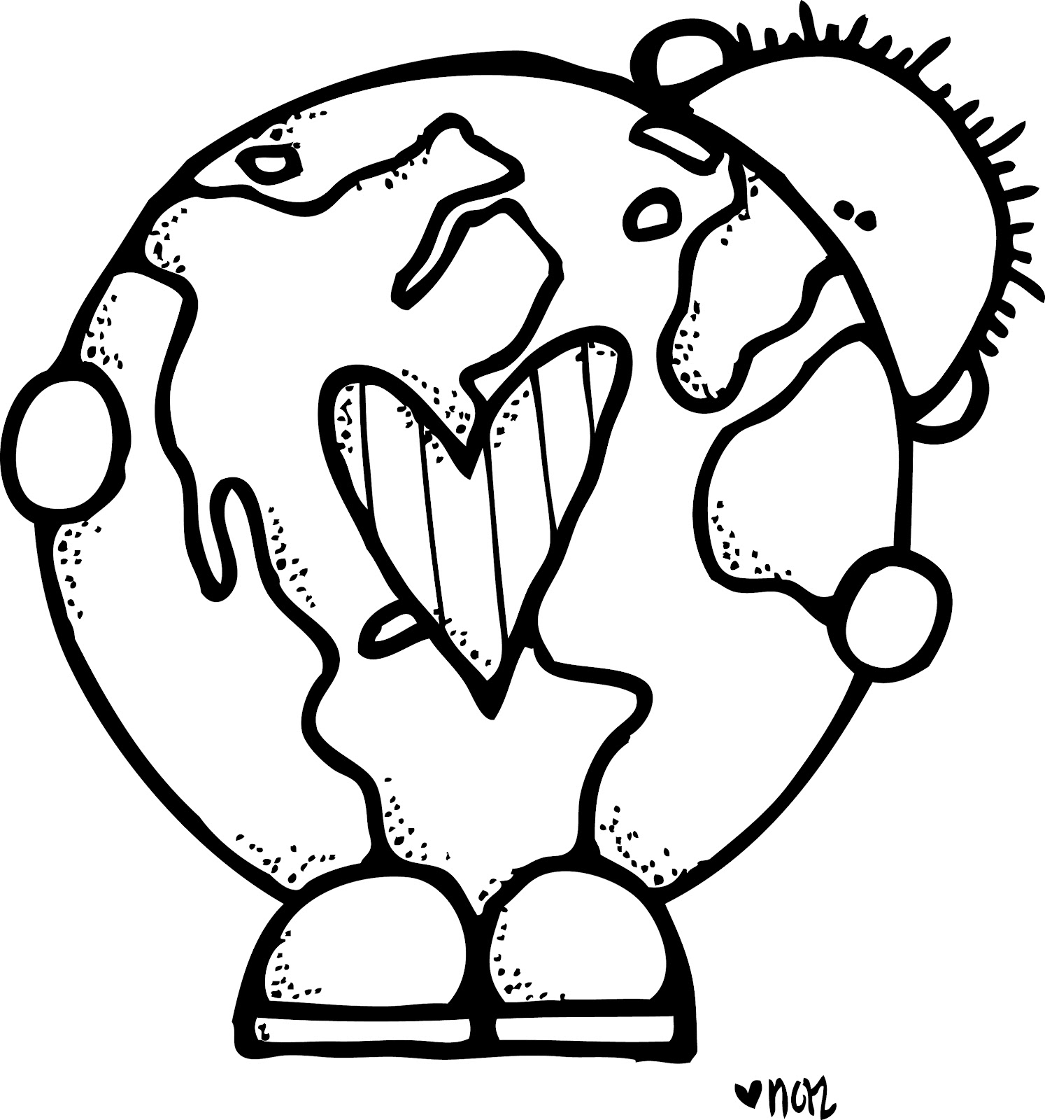 April earth day clipart black and white jpg freeuse download April earth day clipart black and white - ClipartFest jpg freeuse download