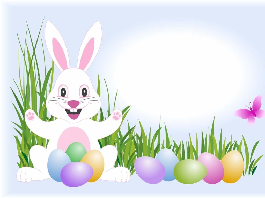 Rabbit border clipart clipart transparent stock Easter Egg Scramble – Preston Idaho clipart transparent stock
