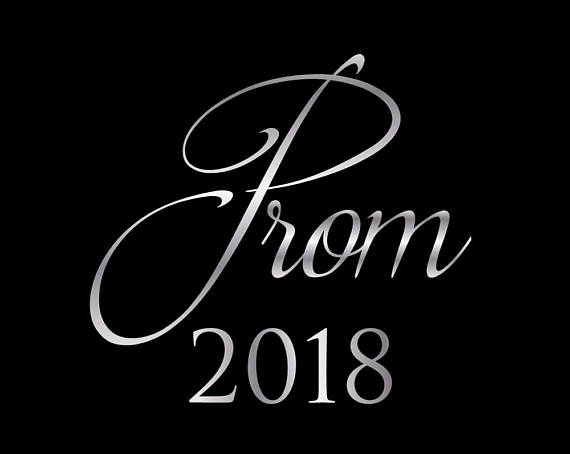 Prom2018 clipart