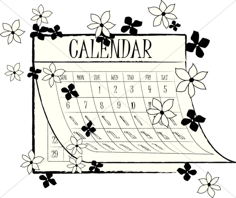 Mark your calendars clipart black and white svg freeuse download Free Calendar Cliparts Black, Download Free Clip Art, Free Clip Art ... svg freeuse download
