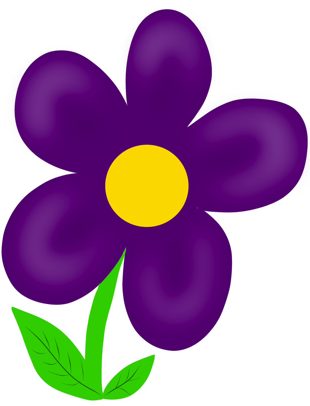 April flowers clip art clipart library stock April flower clipart - ClipartFest clipart library stock