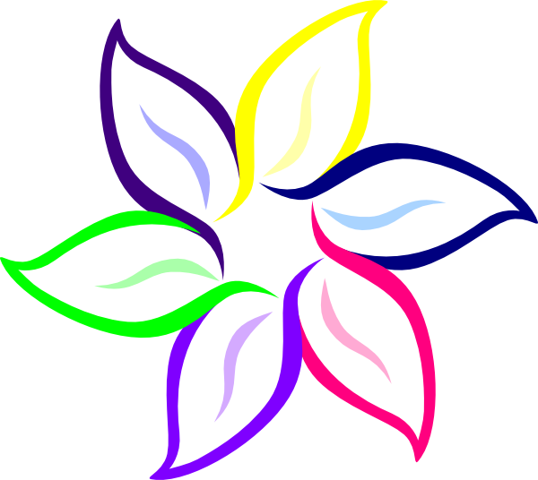 April flower clipart