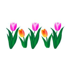 April flowers clip art library April Flowers Clip Art – Gclipart.com library