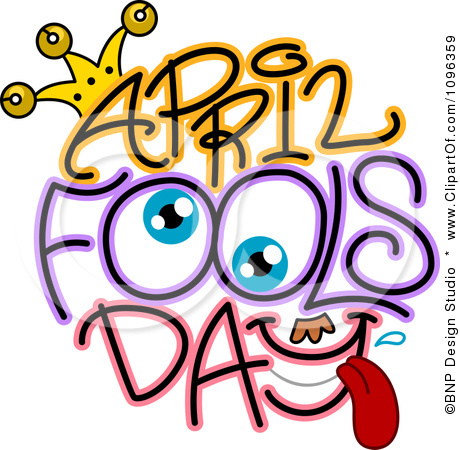 Fools clipart kid good. April fool clip art