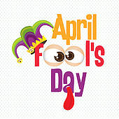 April fool clipart image transparent download April Fools Day Clip Art - Royalty Free - GoGraph image transparent download