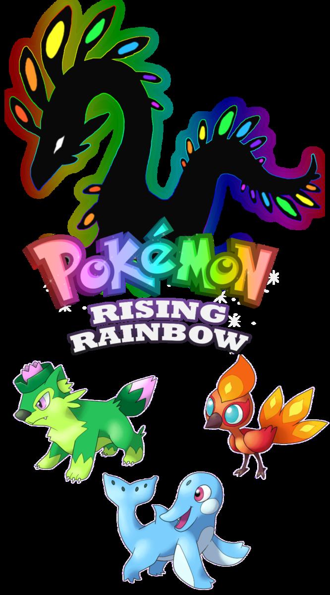 April fools clip art svg royalty free library April Fools] Pokemon RISING RAINBOW by Involuntary-Twitch on DeviantArt svg royalty free library