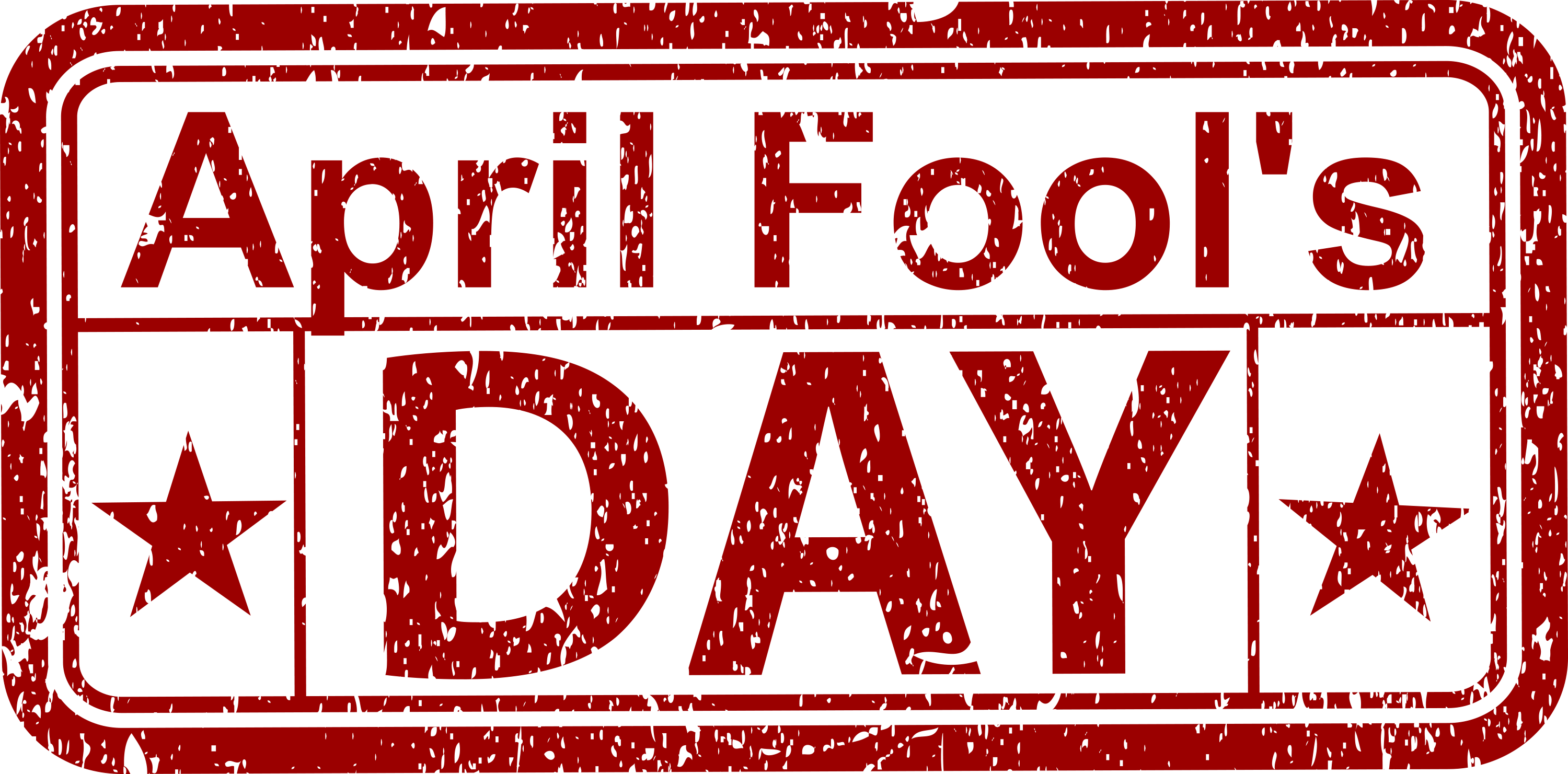 Clipart for april fools day. Red star png