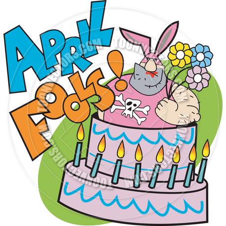 April fools day birthday clipart jpg royalty free download Birthday cake clip art april - 15 clip arts for free download on EEN jpg royalty free download