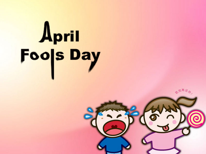 April fools day clip art free jpg freeuse Girl april fools day clipart - ClipartFest jpg freeuse