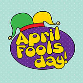 April fools day clipart. Clip art of k