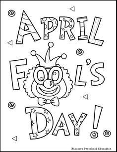 April fools day clipart black and white jpg freeuse stock April fools dayv for kids clipart - ClipartFest jpg freeuse stock