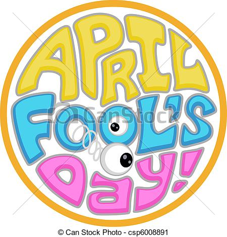 April fools day clipart clipart svg black and white library Clipart of April Fool's Day Icon - Illustration with an April ... svg black and white library
