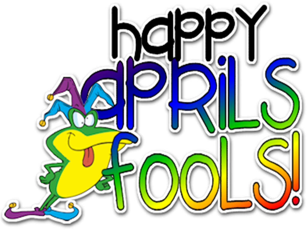 April fools day clipart wallpapers png freeuse library Hanging Off The Wire: Happy April Fool's Day 2016 png freeuse library
