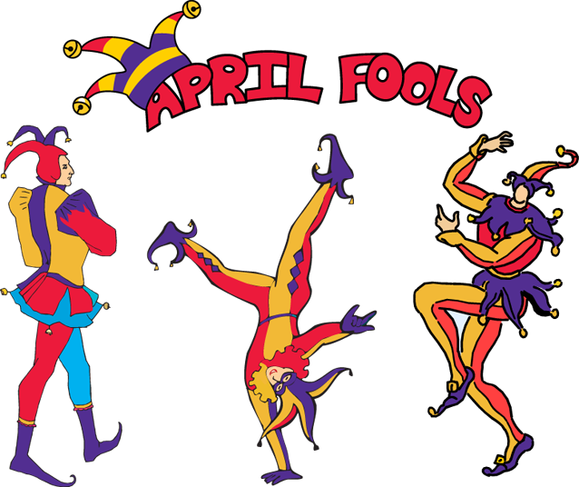 This is no april fools clipart vector Do You Know Who Started April Fools Day? | Clip art vector