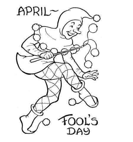 April fools dayv for kids clipart free download April fools day 2017 Clipart, Sketch & Drawing activities ideas ... free download