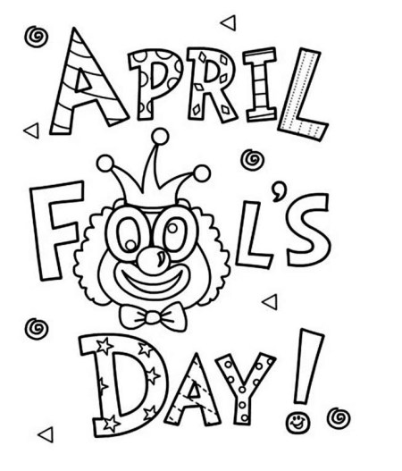 April fools dayv for kids clipart jpg library library April fools day 2017 Clipart, Sketch & Drawing activities ideas ... jpg library library