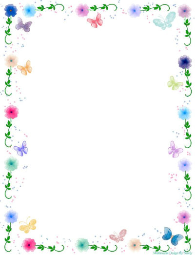 April frame clipart images clip royalty free library Borders PNG - DLPNG.com clip royalty free library