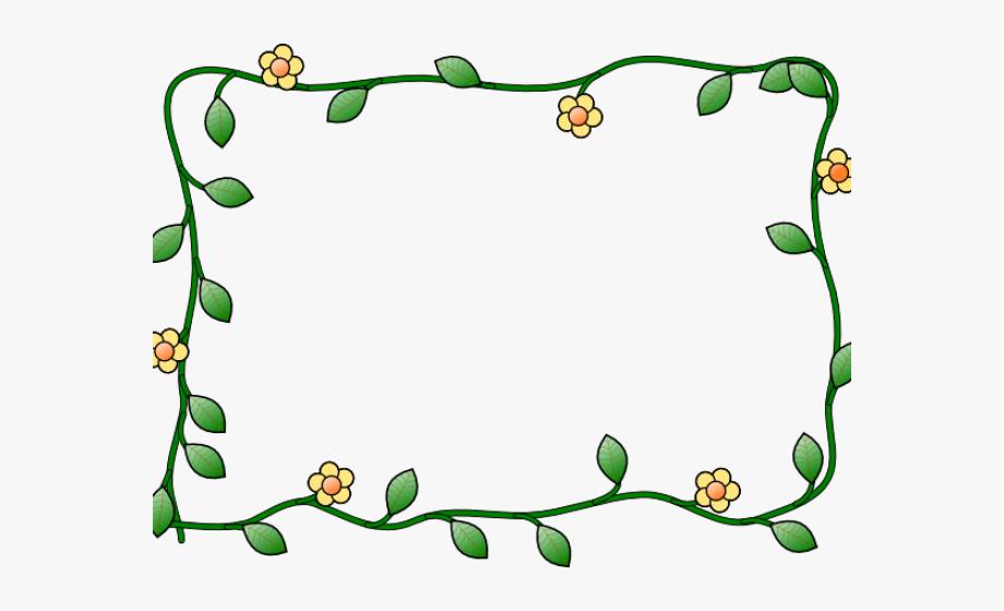 April frame clipart images jpg transparent Flowers Borders Clipart April - Frame Clipart #735259 - Free ... jpg transparent
