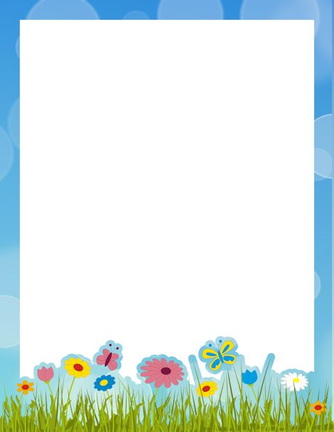 April frame clipart images picture freeuse library Free Park Frame Cliparts, Download Free Clip Art, Free Clip Art on ... picture freeuse library