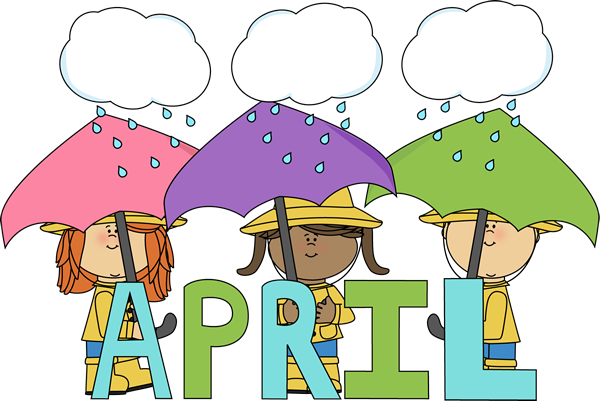 April free clipart jpg download Clip Art > Month of April | Clipart Panda - Free Clipart Images jpg download