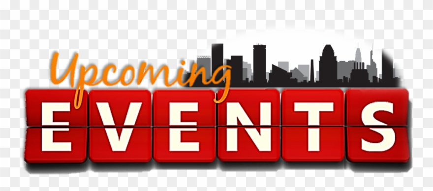 Upcoming events clipart image transparent Upcoming Events - - Upcoming Events Image Free Clipart (#1132033 ... image transparent