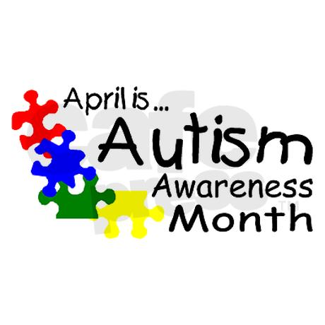 April is autism awareness month clip art. Clipart clipartfest for the
