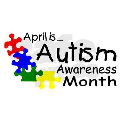 April is autism awareness month clip art svg transparent stock Autism awareness clipart - ClipartFest svg transparent stock