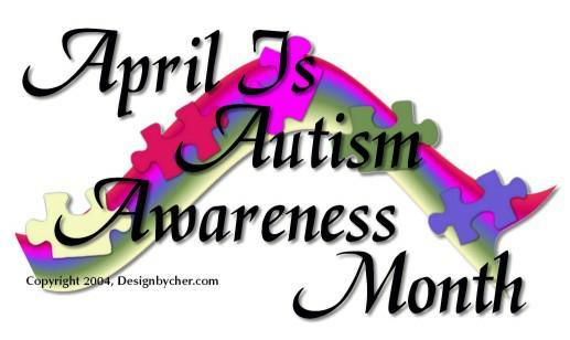 April is autism awareness month clip art svg royalty free Free Clip Art World Autism Awareness Day - ClipArt Best svg royalty free