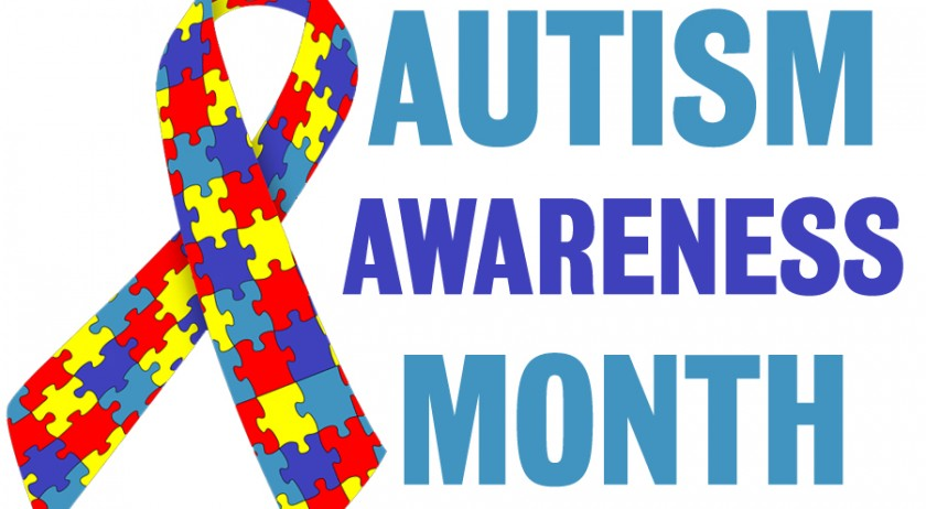 April is autism awareness month clip art. And technology what s