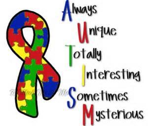 April is autism awareness month clip art transparent April is National Autism Awareness Month : Seventy-First High School transparent