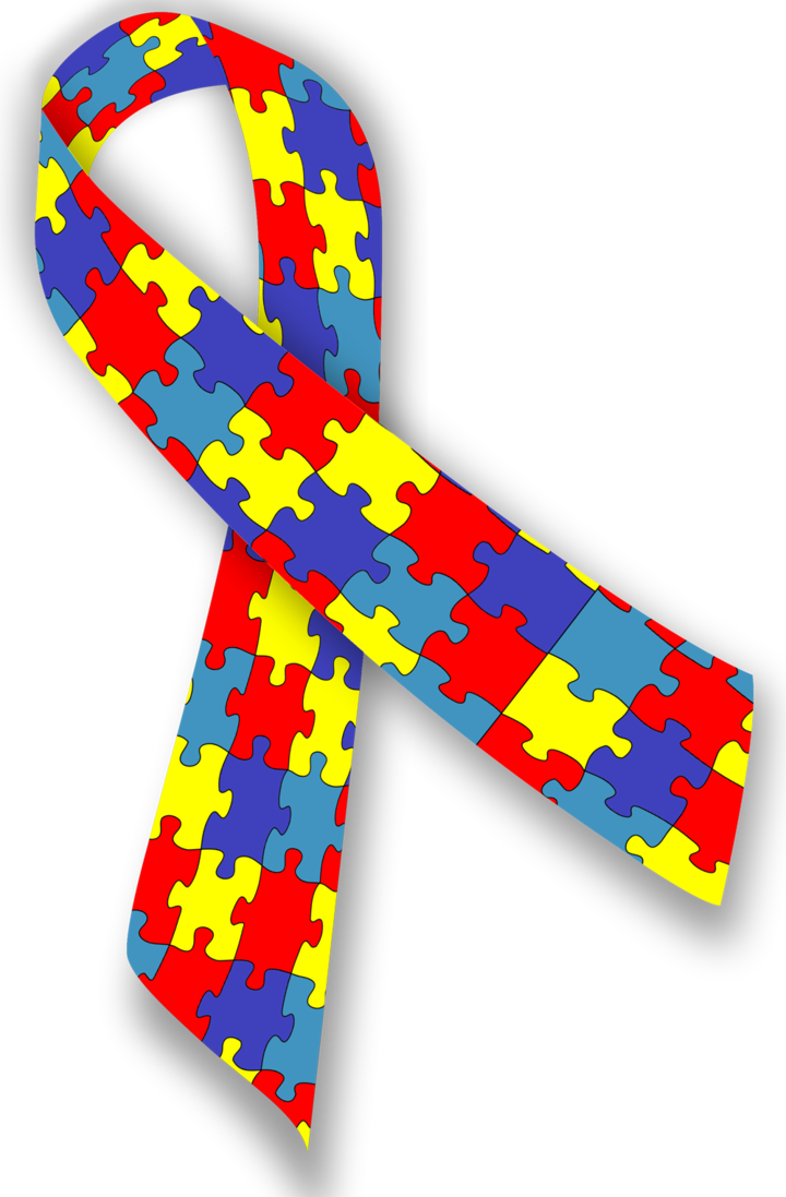 April is autism awareness month clip art black and white stock How to Support Autism Awareness Month this April | The Huffington Post black and white stock