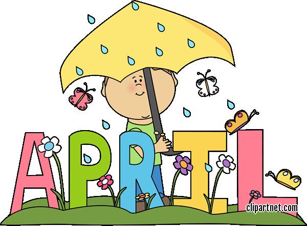 April showers calendar clipart banner free download April Showers Clipart April ., April Free Clipart | ClipartNet.com banner free download