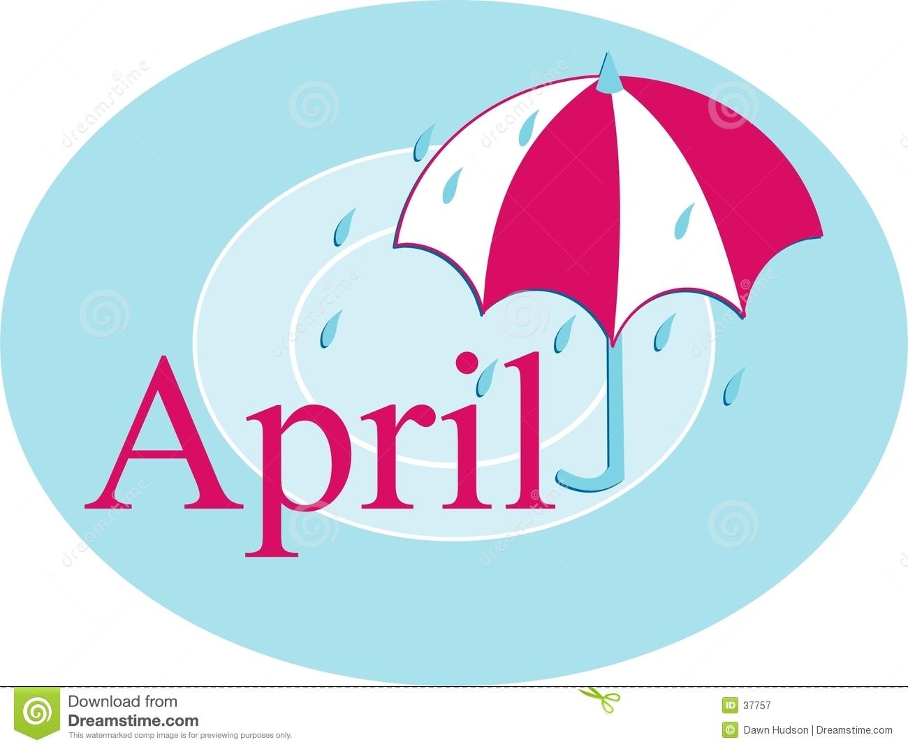 April showers calendar clipart image royalty free stock April Showers Stock Photos, Images, & Pictures - 231 Images image royalty free stock