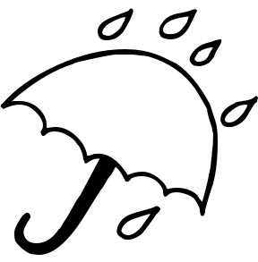 April showers clipart black and white image free April clip art black and white - ClipartFox image free