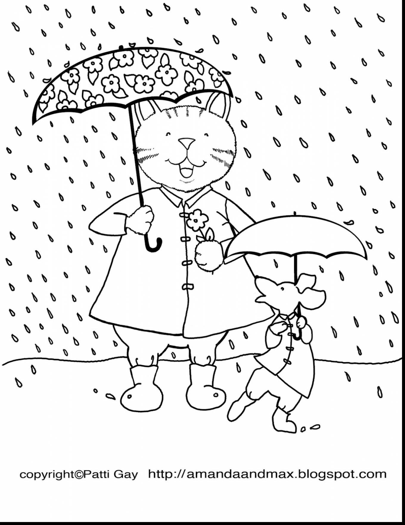 April showers clipart black and white transparent download good april showers clip art black and white with rainy day ... transparent download