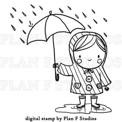April showers clipart black and white clip library April showers clipart black and white - ClipartFest clip library