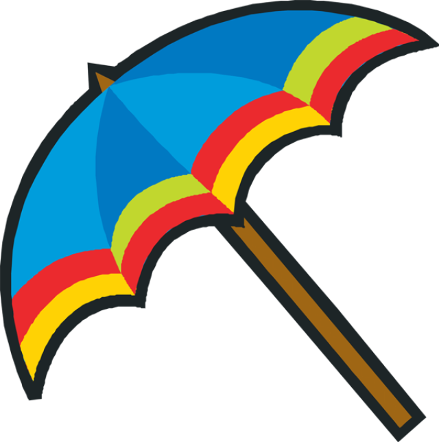 Images clipart for april showers svg freeuse download April Showers Clip Art Images: April Showers - Colorful Umbrella ... svg freeuse download