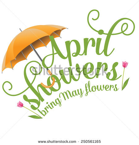 April showers clipart images banner library library April Showers Stock Images, Royalty-Free Images & Vectors ... banner library library