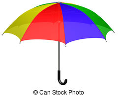 April showers clipart to color clip freeuse stock Umbrella Stock Photo Images. 106,732 Umbrella royalty free ... clip freeuse stock