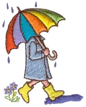 April umbrella clipart free library Spring Clip Art,april Shower Digital Clip Art,rain, April Rain ... free library