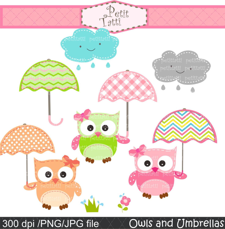 April umbrella clipart clip art royalty free library Owl april clipart - ClipartFest clip art royalty free library