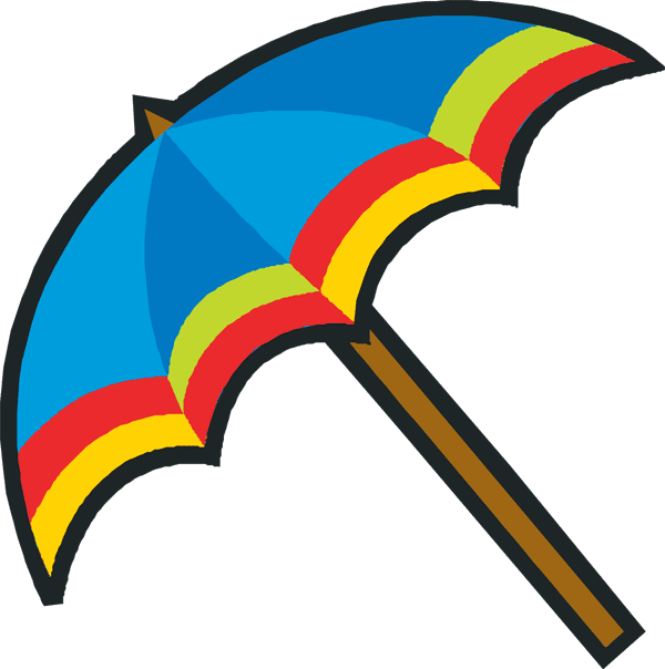 April umbrella clipart jpg library library April Showers Clip Art Images - umbrella and clouds jpg library library