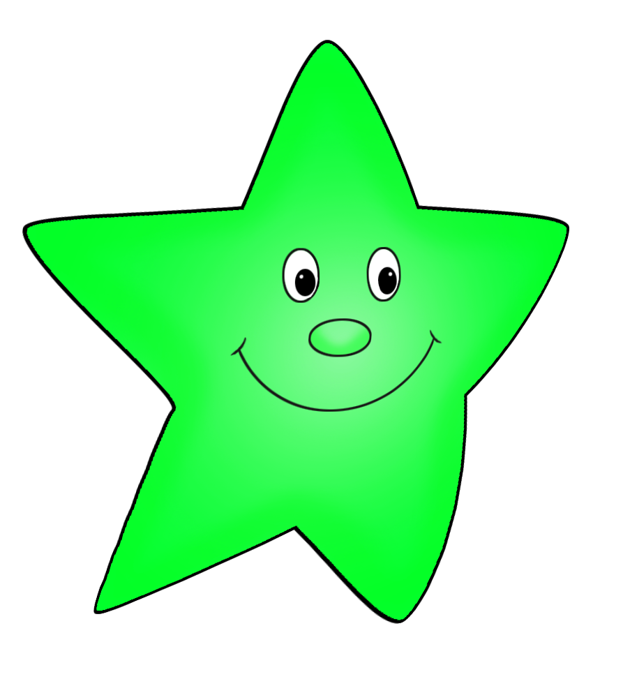 Green star clipart picture free stock Star Clipart picture free stock