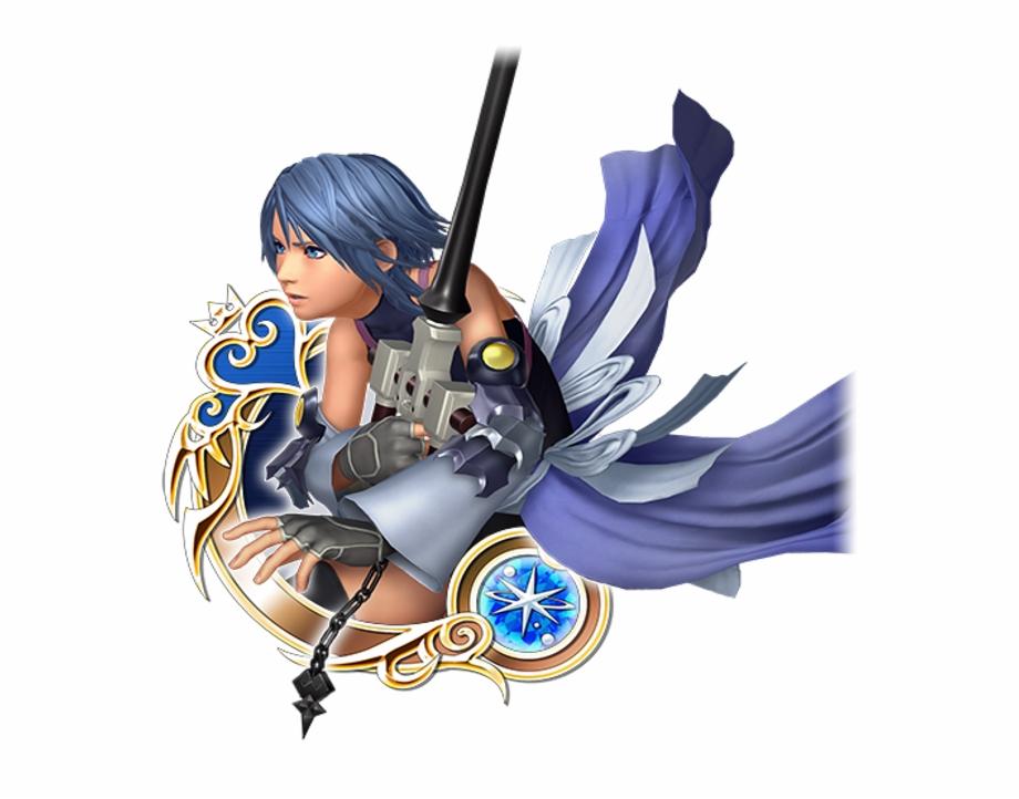 Aqua kingdom hearts clipart png royalty free Kingdom Hearts Uxverified Account - Aqua Ex Kingdom Hearts Free PNG ... png royalty free