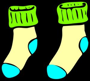 Aquasocks clipart