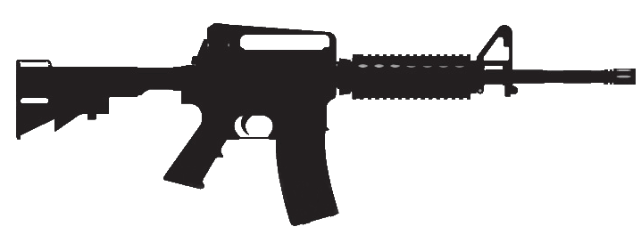 AR-15 Cliparts - Cliparts Zone clipart royalty free stock