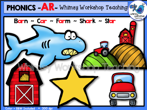Ar words image clipart transparent stock AR Words - Whimsy Workshop Teaching transparent stock