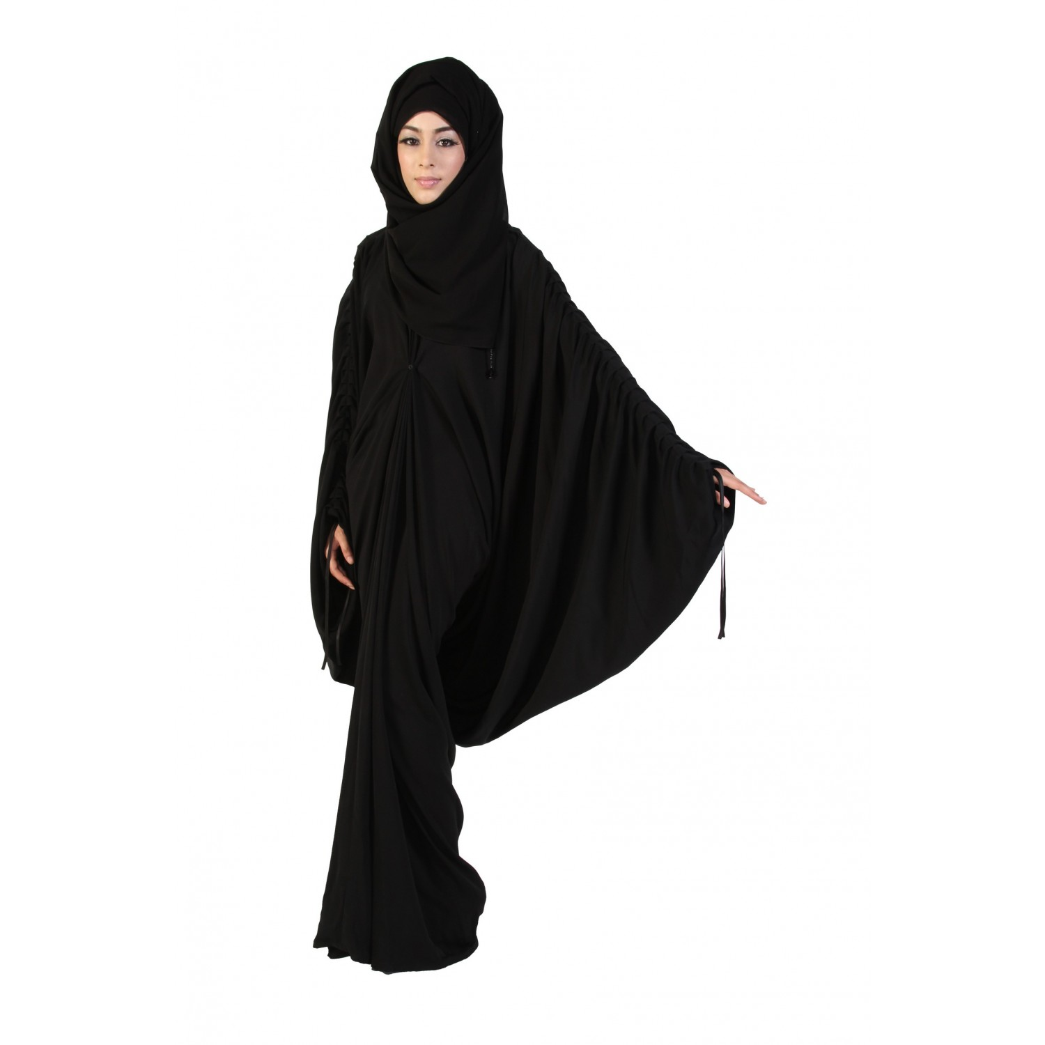 Arab culture clothes clipart black and white library Traditional Wear in the UAE black and white library